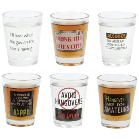 6pc Shot Glass Set