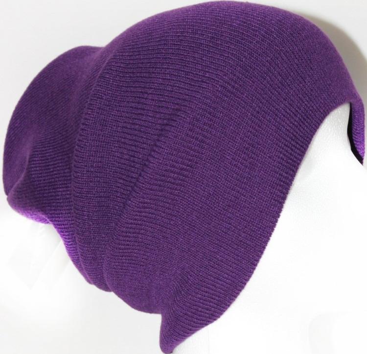 Beanie Hat Slouch Style Skull Cap Ski Hat