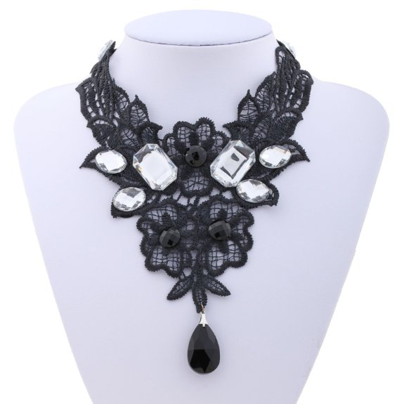 Collar Necklace Gothic