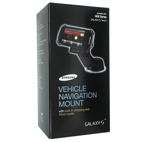 Samsung Galaxy S Vehicle Navigation Mount Car Mount