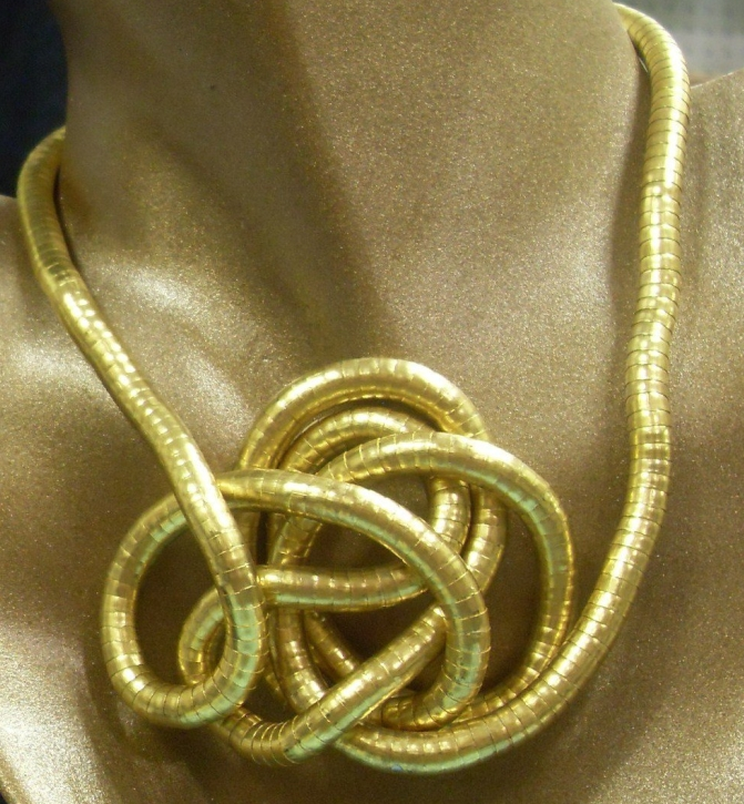 Snake Jewelry Necklace Bracelet