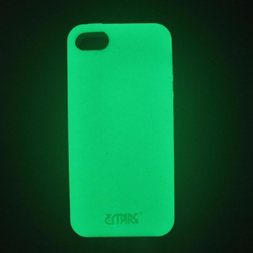 iPhone 5 / 5G Silicone Skin Case Cover Glow