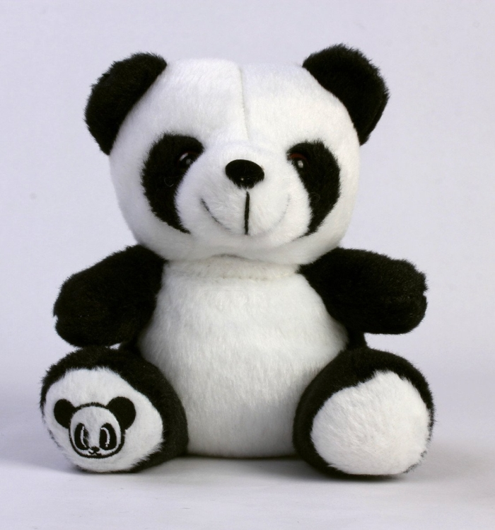 Plush Toy Cell Phone Case S4 i9500 Panda