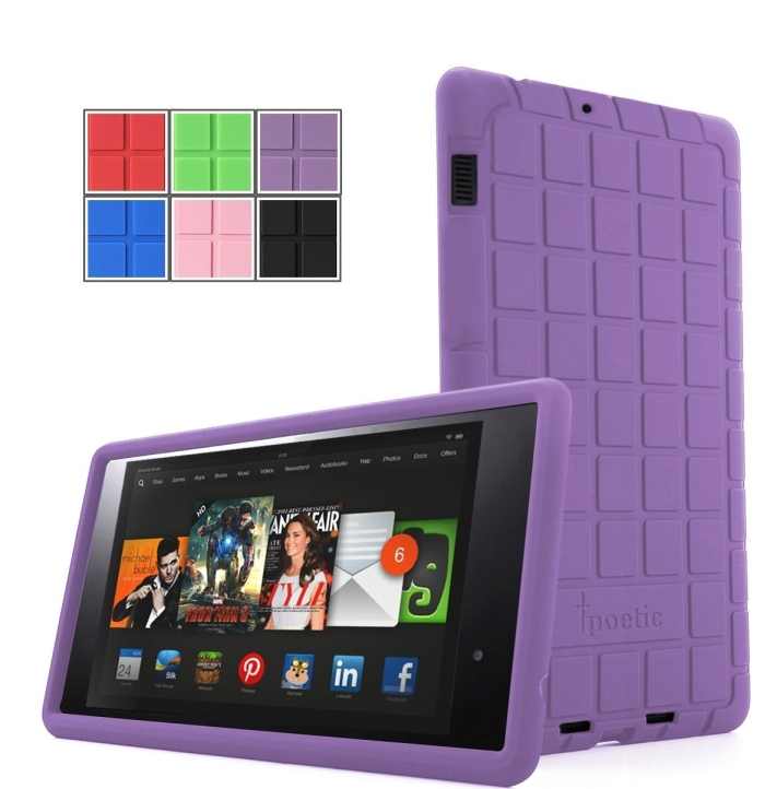 Case for All New Kindle Fire HD 7 2nd Generation 2013 Model 7inch Tablet