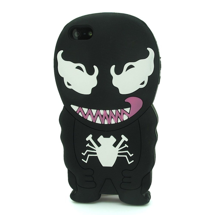 Cute Lovely Spiderman Case Cover for iphone 5 5S 5G