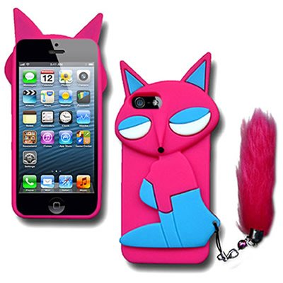 FOX Case for Iphone 5S / 5