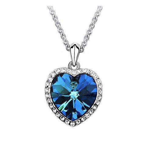 Heart of Ocean necklace