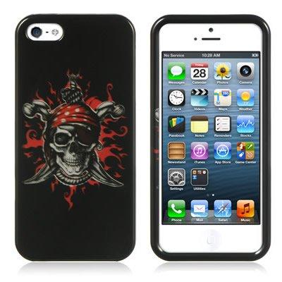 SKULL Design for Apple Iphone 5S / 5