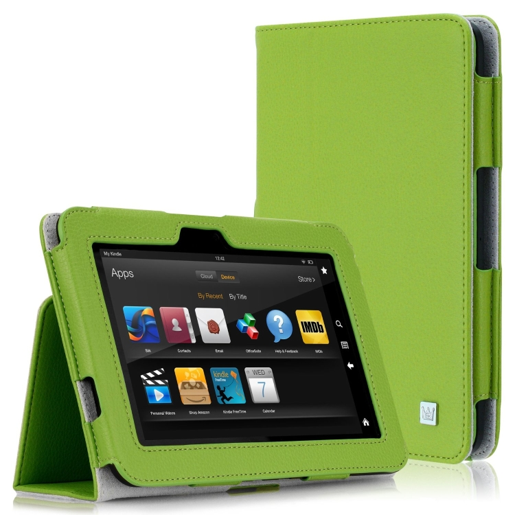 Case Green for Amazon Kindle Fire - 277.5KB
