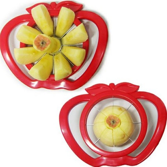 Corer slicer cutter fruit knife