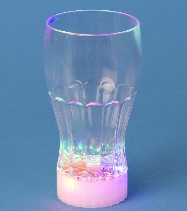 WeGlow International Soda Glass