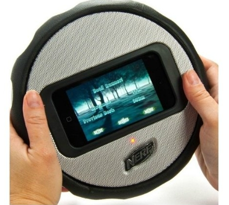 Multimedia Wheel Speaker for all iPhone iPod Touch Motion Sensing Games