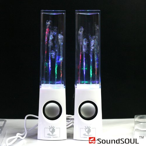 Music Fountain Mini Amplifier Dancing Water Speakers