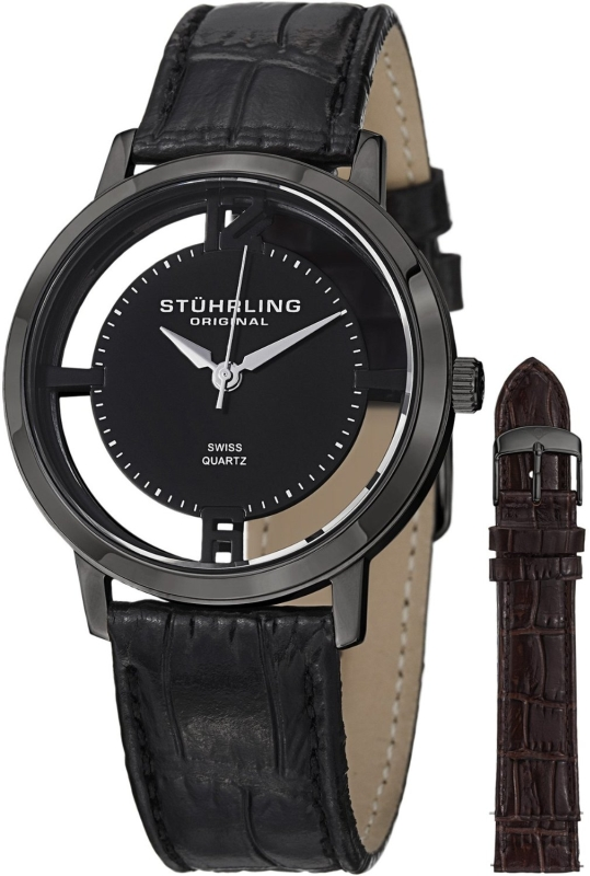 Stuhrling Original Men's Stainless Steel Watch