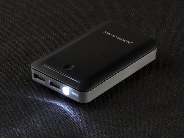 Deluxe External Battery Portable Charger