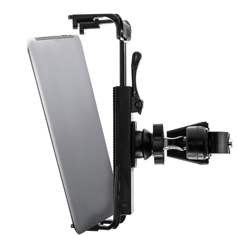 Gear Beast Secure Grip Universal Headrest Tablet Mount