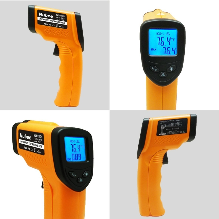 Temperature Gun Non-contact Infrared Thermometer