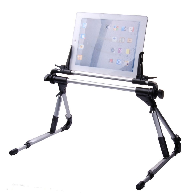 Universal Tablet Bed Frame Holder Stand for iPad 1 2 3 4 5 air
