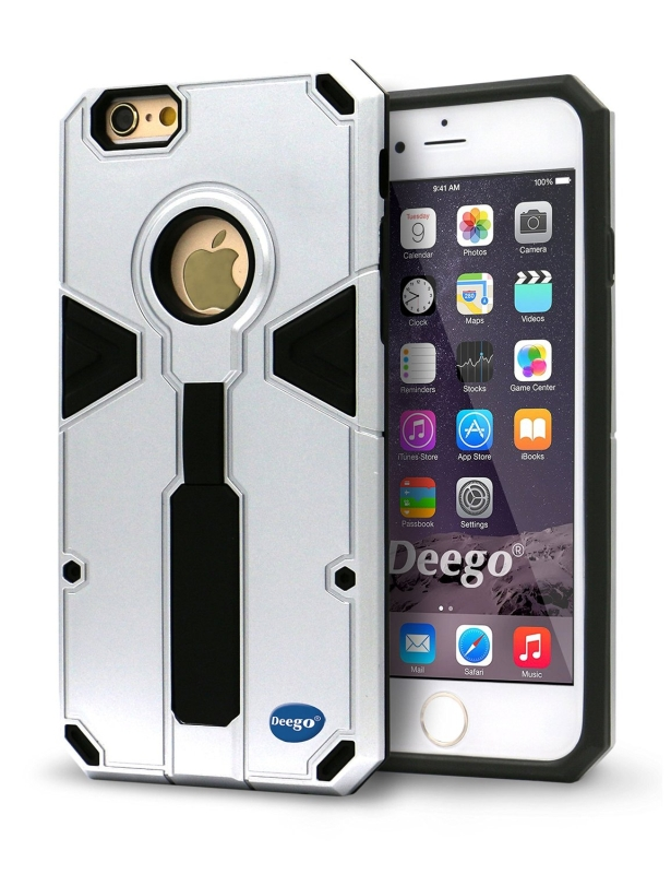Armor Heavy Duty Hard Scratch Resistant Shock iPhone 6s Case