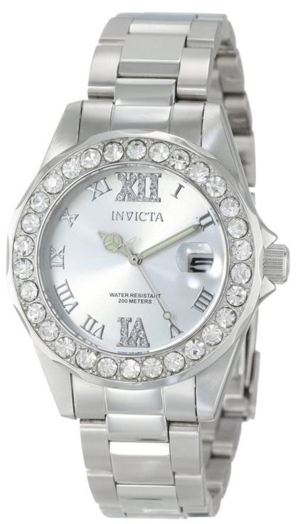 Invicta Women's Stainless Steel Watch