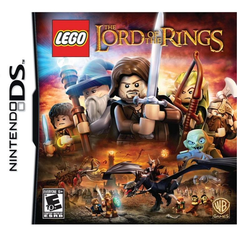 LEGO Lord of the Rings – Nintendo DS