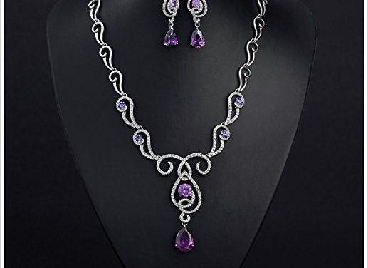 Zirconia with Swarovski Jewelry Set